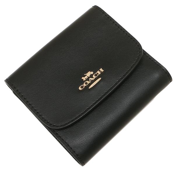 Brand Shop AXES: Coach fold wallet outlet Lady's COACH F69124 IMBLK black | Rakuten Global Market