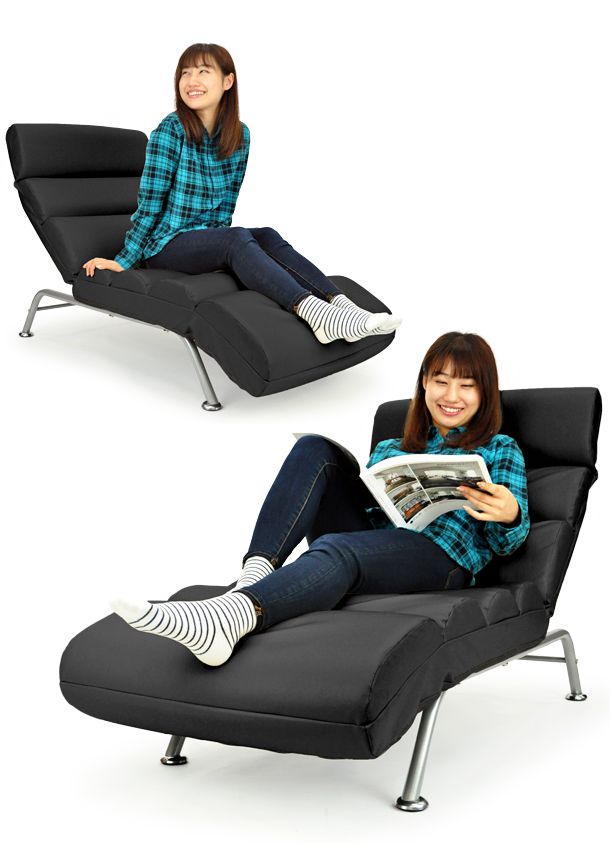cyberlife: 躺椅單人沙發個人椅子劇院沙發一掛設計手柄式無級變速 likliningtheatrechair 米蘭 | 日本樂天市場