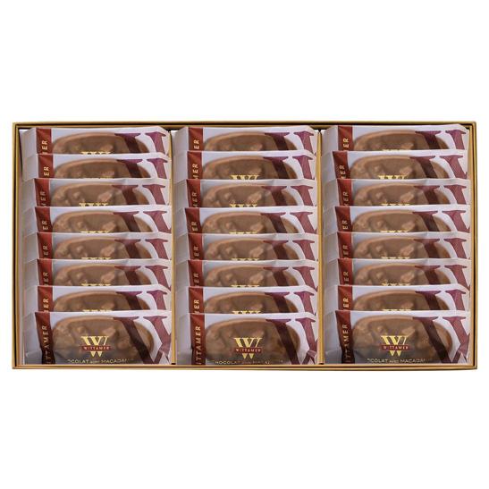 【楽天市場】◆〈ヴィタメール〉マカダミア・ショコラ(ミルク)ME-30W[E]glm【RCP】_Y160727100...