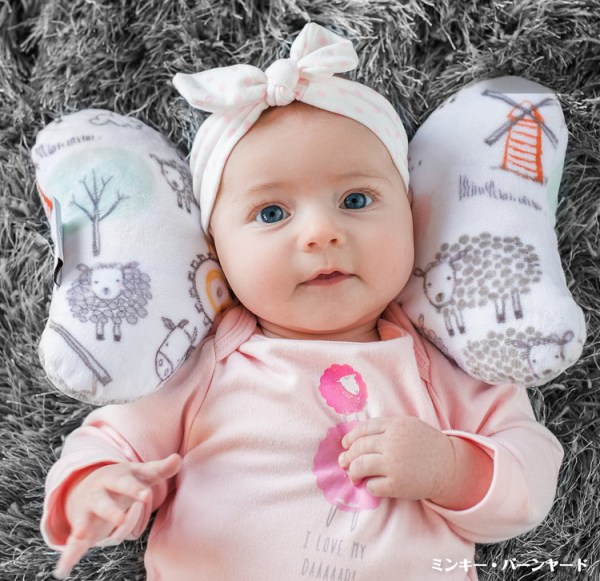 Deardeer Neck Pillow Pretty And Practical. Baby Elephant Ear Head Supporter