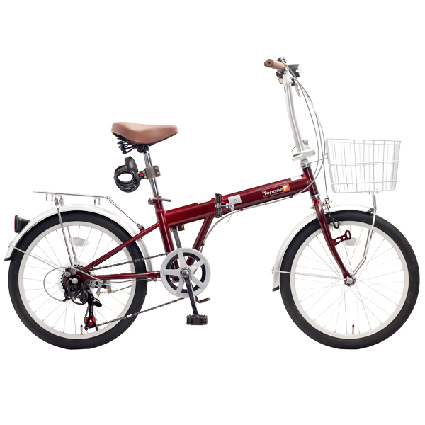 e-cocos: Folding bike 20 inch featured folding bike TOPONE