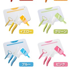 Kyocera Kitchen Cottage Style Cabinets E Kurashi 京瓷 厨房5分安排 陶瓷器小刀 水果刀 警察 切片机 厨房 板 Gf 502 Fkr 140 110 Cp 99 Csn 10 Cc