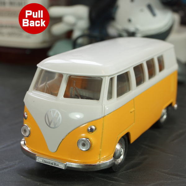 mini pullback minicar volkswagen