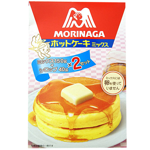 fujimi-cc: Morinaga pancake mixture 300 g one 320 yen | Rakuten Global Market