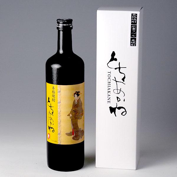 【楽天市場】白相酒造 とちあかね 麥「広重ラベル・京」25度 ...