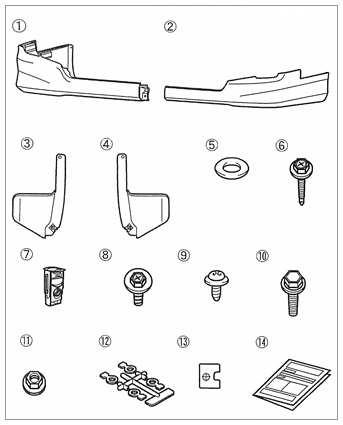 suzuki motors: Hiace front spoiler Toyota genuine parts