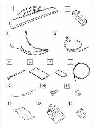 suzuki motors: Voxy door safety lamp Toyota genuine parts