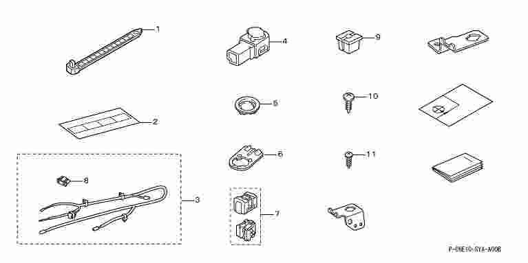 suzuki motors: Zest footlights & Pocket light Honda
