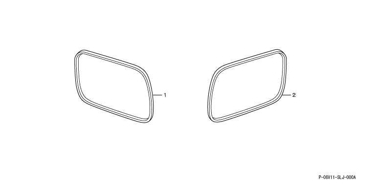 suzuki motors: Step wagon aquaclean mirror (water type