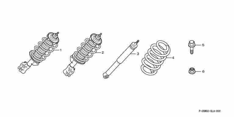 suzuki motors: Air wave sports suspension Honda genuine