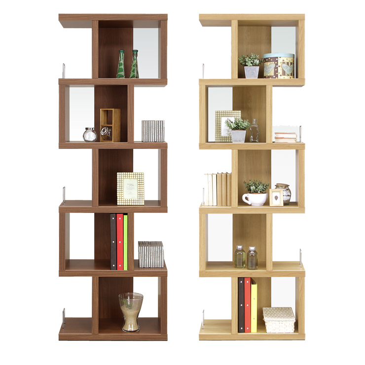 shelves living room curtains ideas pictures woodylife rack shelf completed width 60 cm brown wood modern open storage furniture