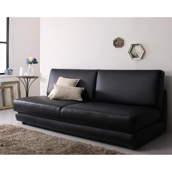 width of a sofa bed headrest mechanism repair good day shop 180cm in black two modern design nivelles ニヴェル where it is lain