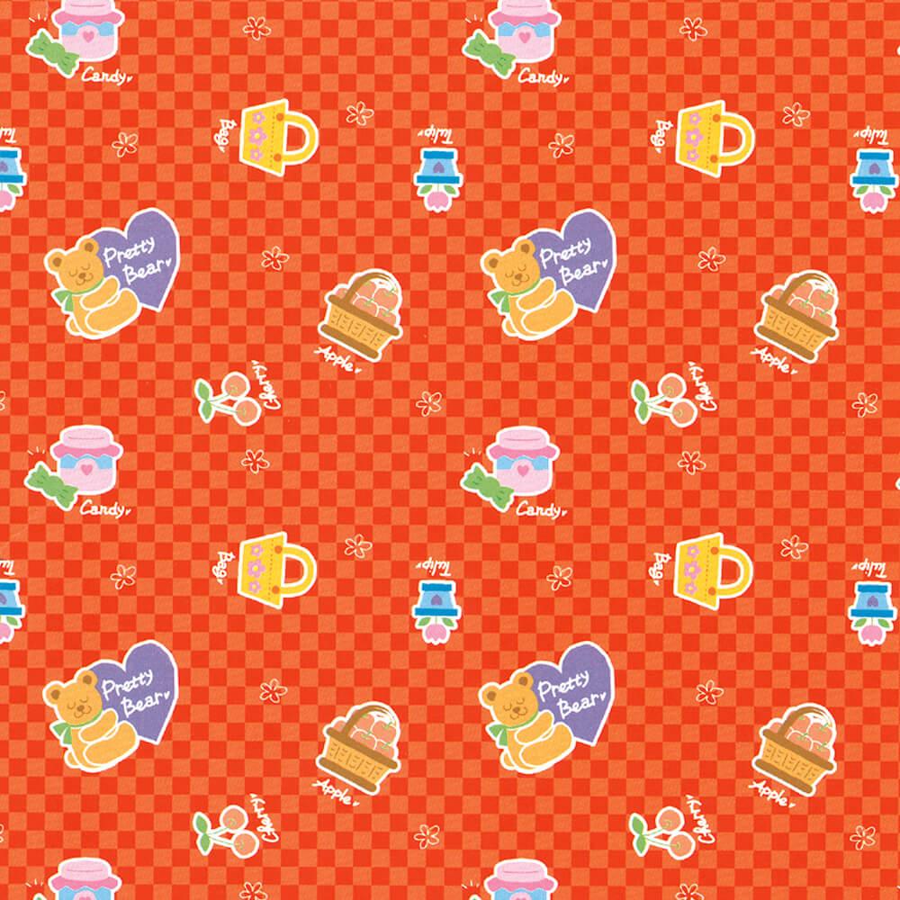 hanjo: 包裝紙puritibea紅半歲大小49-1312| 包用品包裝紙紙包席報紙禮物禮物包包裝材料捆包材料禮品禮物禮物包裝 ...