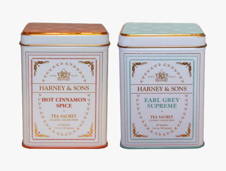 【楽天市場】Hot Cinnamon Spice TINCAN & Earl Grey Supreme TINCAN ホット・シナモン・スパ...