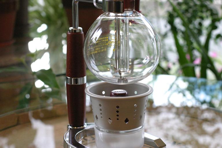 Hatigatunoinu coffee: konosaifonkohimeka 2杯事情酒精燈咖啡咖啡豆電咖啡壺 | 日本樂天市場