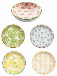 Hawaiian Dinnerware Sets & Antique Lokelani Dinnerware