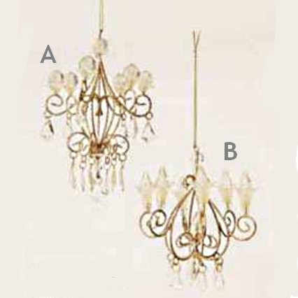 4770 Chandelier Ornament Hug Select Christmas Toys Hobby Party Event Article S Promotion