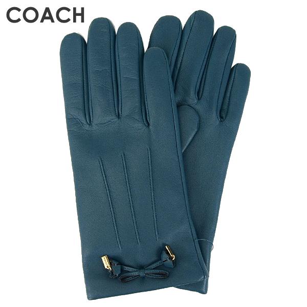 【楽天市場】コーチ COACH レディース 小物 手袋 (サイズ7/サイズ7 1/2) F20887 CHE(ブルー系):インポート ...