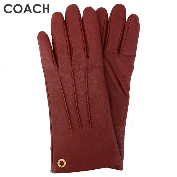 【楽天市場】★ コーチ COACH レディース 小物 手袋 F32700 CHE(チェリー)【在庫処分】:インポートブランド ...