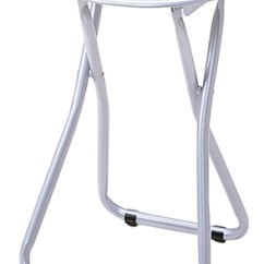 Folding Chair Round Bloomingville Rattan Natural Interior Palette Blue With The Stool Lock Function Pipe Maru Circle Office