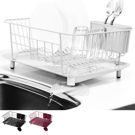 kitchen drainer basket bars for sale interior palette dish rack steel stand liberalist draining drain tray set utensils