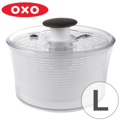 Oxo Kitchen Supplies Retro Clock Interior Palette Okusokuriasaradasupina大野菜水切割器 滤器蔬菜 滤器蔬菜水工具厨房工具磁旋体手动旋转式厨房用品