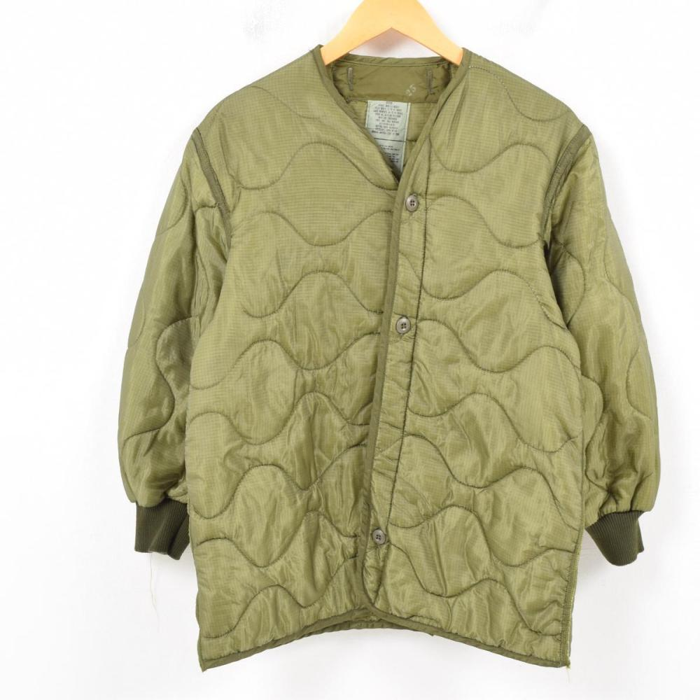 medium resolution of lady s m vintage wau2535 for jam remake 88 years made in m 65 military liner jacket usa with the delivery of goods u s forces true article rib
