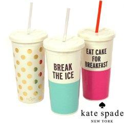 Kate Spade Kitchen Counter Materials 凯特与秸秆不倒翁690 毫升 Cod 运费支付税锹凯特 丝蓓 Jos Brand Select Shop 毫升cod 日本乐天市场