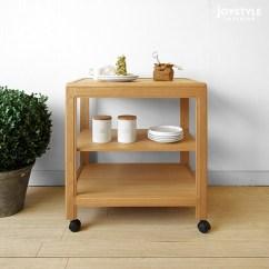 Oak Kitchen Cart Backsplash Ideas For Joystyle Interior 橡树木橡木天然木材木制马车总部厨房推车脚轮餐饮 橡木实木餐桌往往较少的类型 如有旅行车是珍贵 无盖货车进行食物和可以用于制造食品原料场 一锅多用途搬了一张桌子 货架是动产也可以从大的小