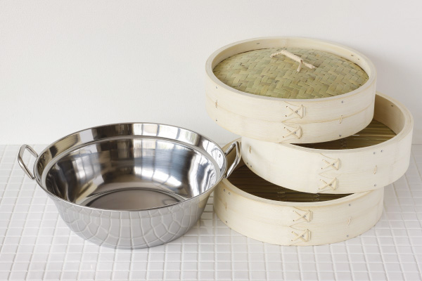 Clamps Stainless Steel Pot