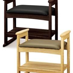 Kitchen Benches Play For Toddlers Kagudoki 椅子布垫椅子低型高度能调节 没有肘靠椅子布垫凳子可动的算式 没有肘靠椅子布垫凳子可动的算式椅子椅子椅子角的放心的式样门口长椅厨房椅子门口长椅木制薄型邮购北欧味道新生活