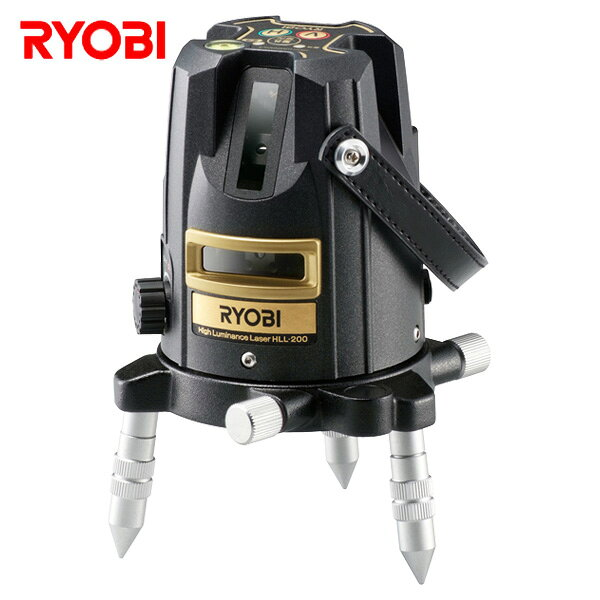 【楽天市場】リョービ(RYOBI) レーザー墨出器 (水平ライン約120度 ...