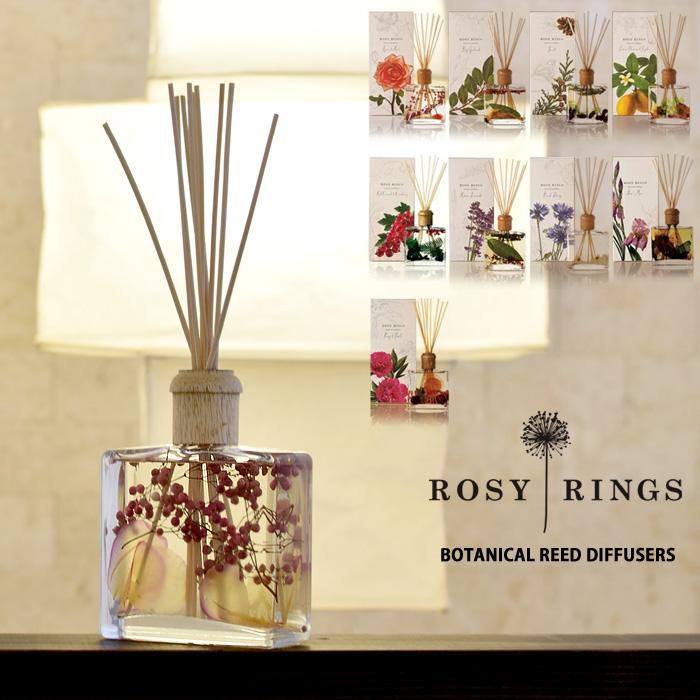 【楽天市場】『レビュー投稿で選べる特典』 ルームフレグランス ROSY RINGS(ロージーリング...