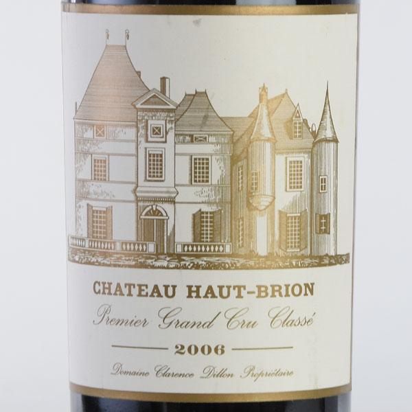 【楽天市場】【決算SALE】[2006] シャトー・オー・ブリオン ※ラベル擦れあり:Wine Cellar KATSUDA 仏銘醸専門店