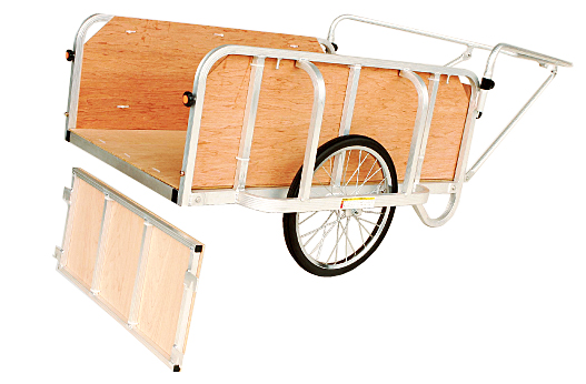 Flat Plywood Cart
