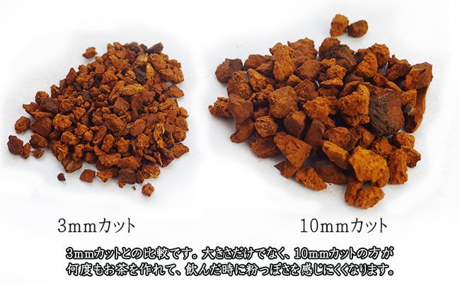 【楽天市場】秀品カバノアナタケ茶100g【10mmカット】北海道産 ...