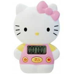 Kitchen Timer Cupboard Protectors Lilaqueen Hello Kitty Digital T 142 Desk W Cute Here