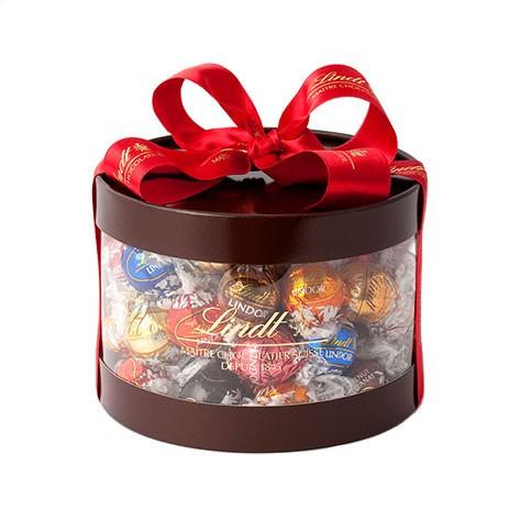 【楽天市場】【公式】リンツ Lindt チョコレート リンドール 9種アソート50個入り ギフト ボ...