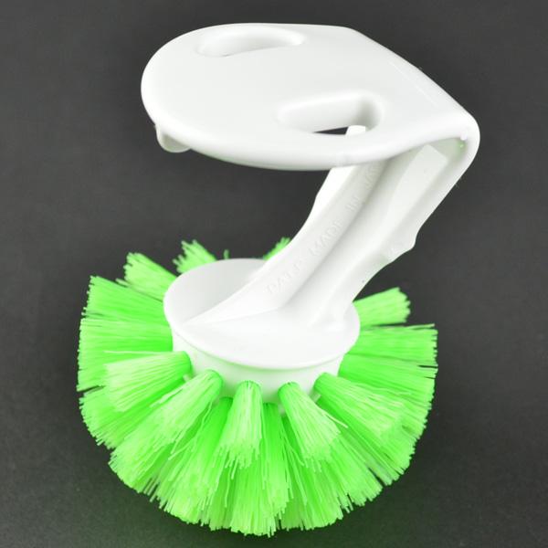 full circle kitchen brush 1950s formica table and chairs livingut 能把被把供厨房刷子刷帚pro砧板 叵箩使用的圆挂在的刷子吊 叵箩使用的