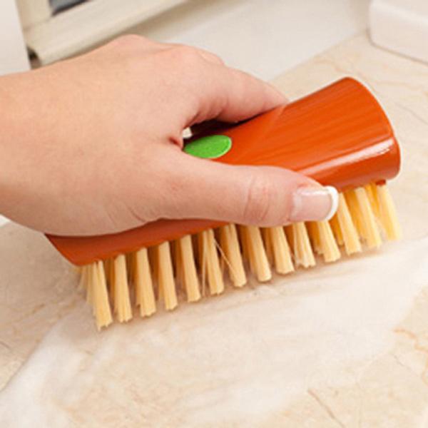 full circle kitchen brush decorating livingut fursacle scrub scourer bamboo clean sink p25jan15