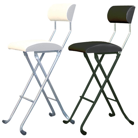 countertop height folding chairs top high livingut chair reseacher type seat 64 cm counter with backrest