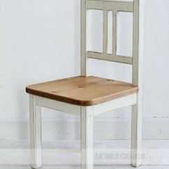 White Wooden Chair For Desk Bedroom In Grey Mobilegrande Rustic Kids Pine Wood Size Perfect Small Children Preschool
