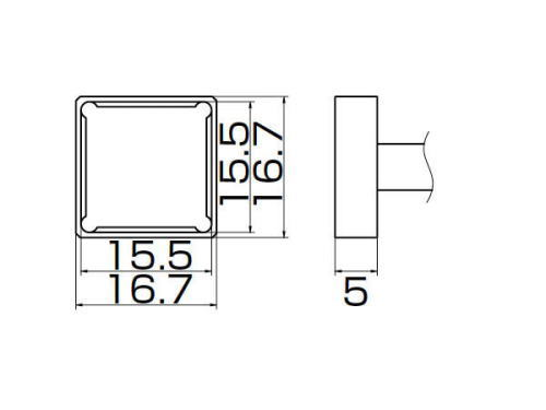Monju Shop: White light (HAKKO) FX-950/951/952 type