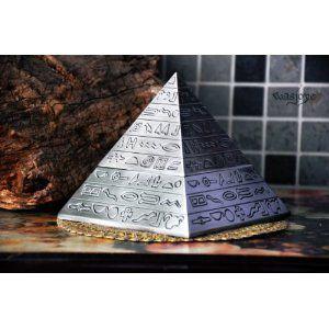 【楽天市場】灰皿 ピラミッド型 アンティーク風:モノッコ