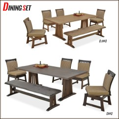 Japanese Table And Chairs Theatre Best Buy Ms 1 Dining Set 190 Seat Depth 90 140 Of 4