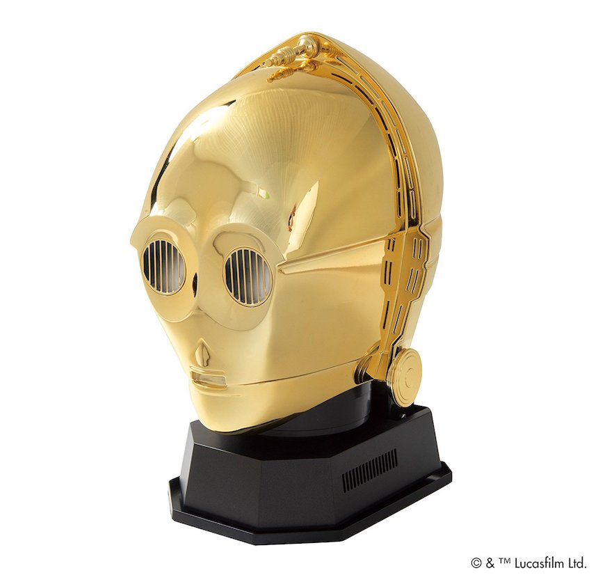 Home Furniture Diy Star Wars Mask C 3po Na Ribe Dk
