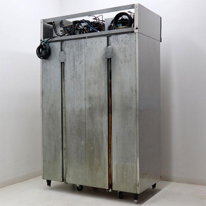 【楽天市場】DAIWA 大和冷機 冷凍冷蔵庫 403YS1-EC タテ型 業務用 廚房機器 1凍3蔵 4枚扉 2007年 【中古】:動産 ...