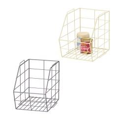 Kitchen Wire Storage No Touch Faucet Plank Rakuten Shop Basket Cart Organize Ka Living