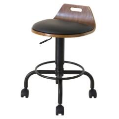 High Chair That Attaches To Counter Best Value Computer Plank Rakuten Shop Bar Stools Stool Bateer Rotating