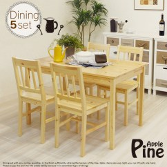 Pine Kitchen Table Premium Cabinets Manufacturers Interior Scandinavian Dining Set Wooden 5 Piece Chairs X 4 Feet Of The Cafe Point